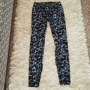 Lululemon HR Wunder Under 7/8 Luxtreme leggings
